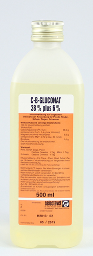 C-B-Gluconat 38 % Plus 6 %